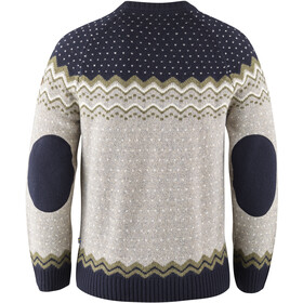 Fjällräven Övik Knit Sweater Herren navy